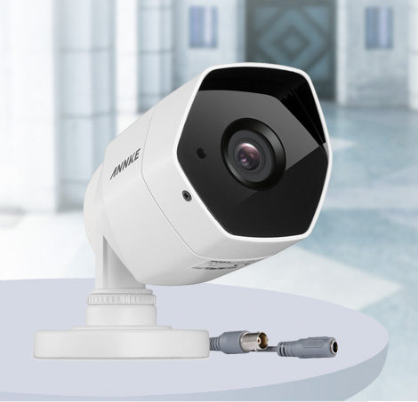 ANNKE 3MP high-performance CMOS IP66 Dust and Waterproof Bullet Camera - 4CW1CD