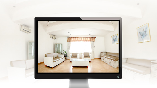ANNKE® 2CH 720P HD TVI IR-CUT IP66 CCTV Dome Security Cameras C11BG