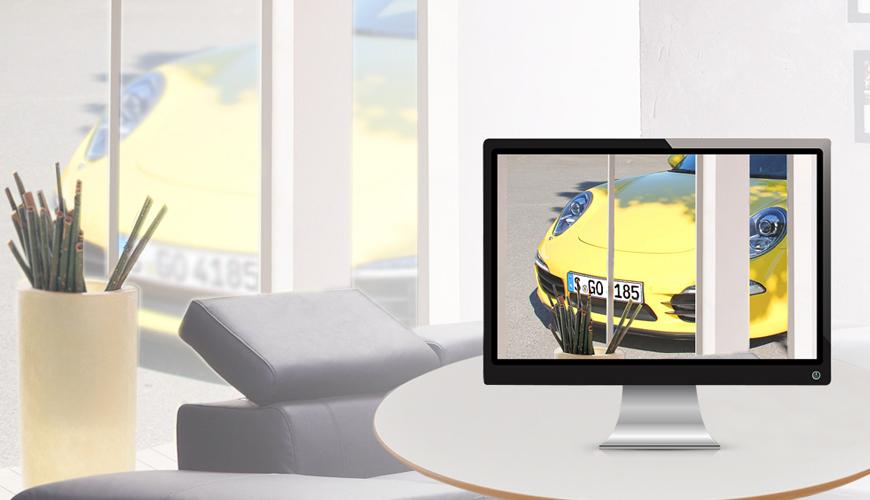 ANNKE 4CH 720P 1080P Lite HD TVI DVR