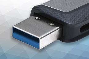 SanDisk 16GB Ultra® Dual Drive USB Type-C™